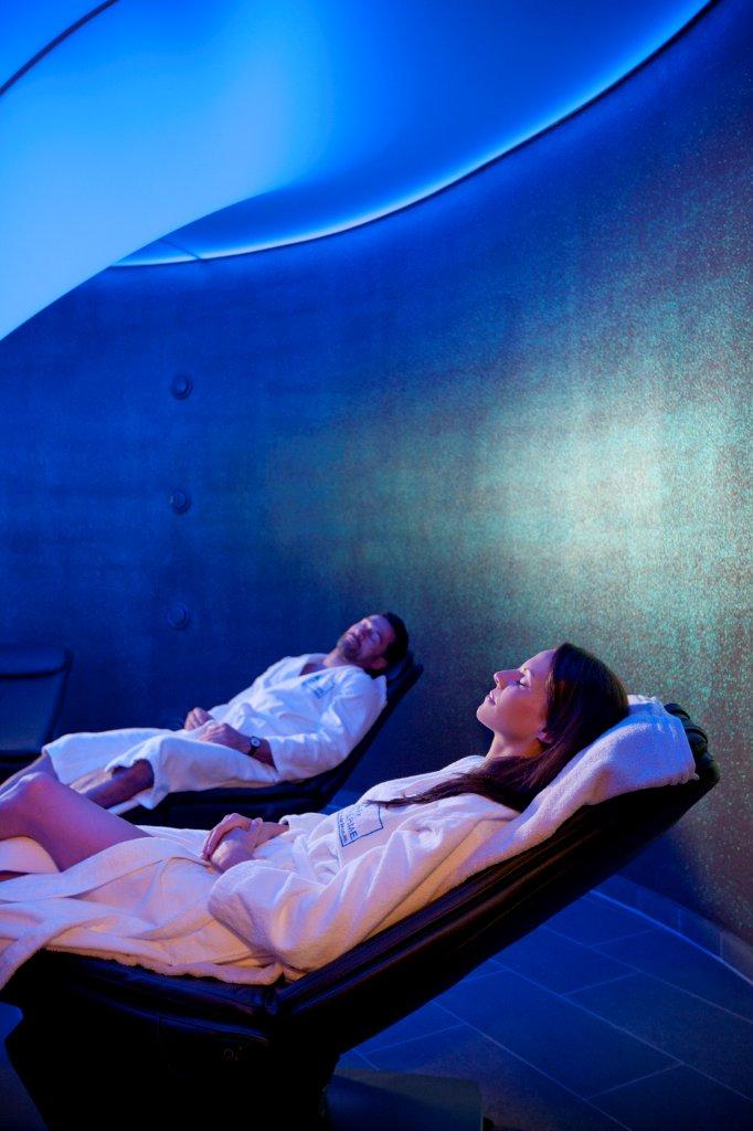 Yasumi Relaxliege in der Parktherme Bad Radkersburg - massagesessel.at