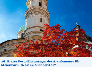 Screenshot-2017-10-4 28 Grazer Fortbildungstagen der Ärztekammer für Steiermark - 9 bis 14 Oktober 2017