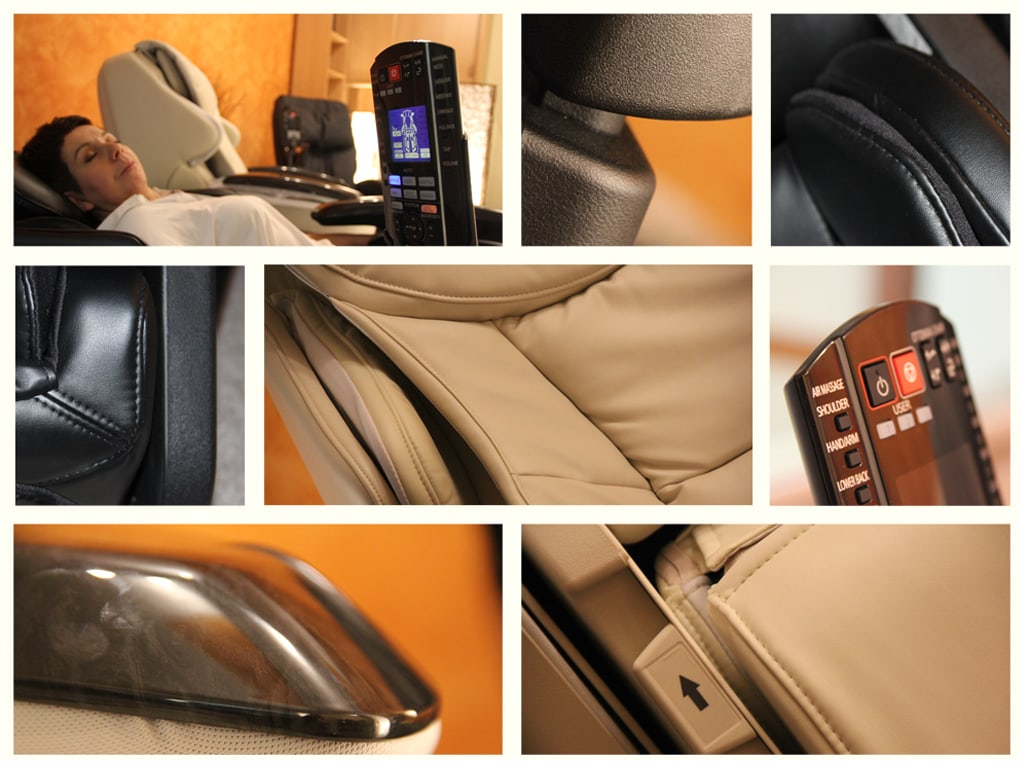 Details von Panasonic Massagesessel by Lang