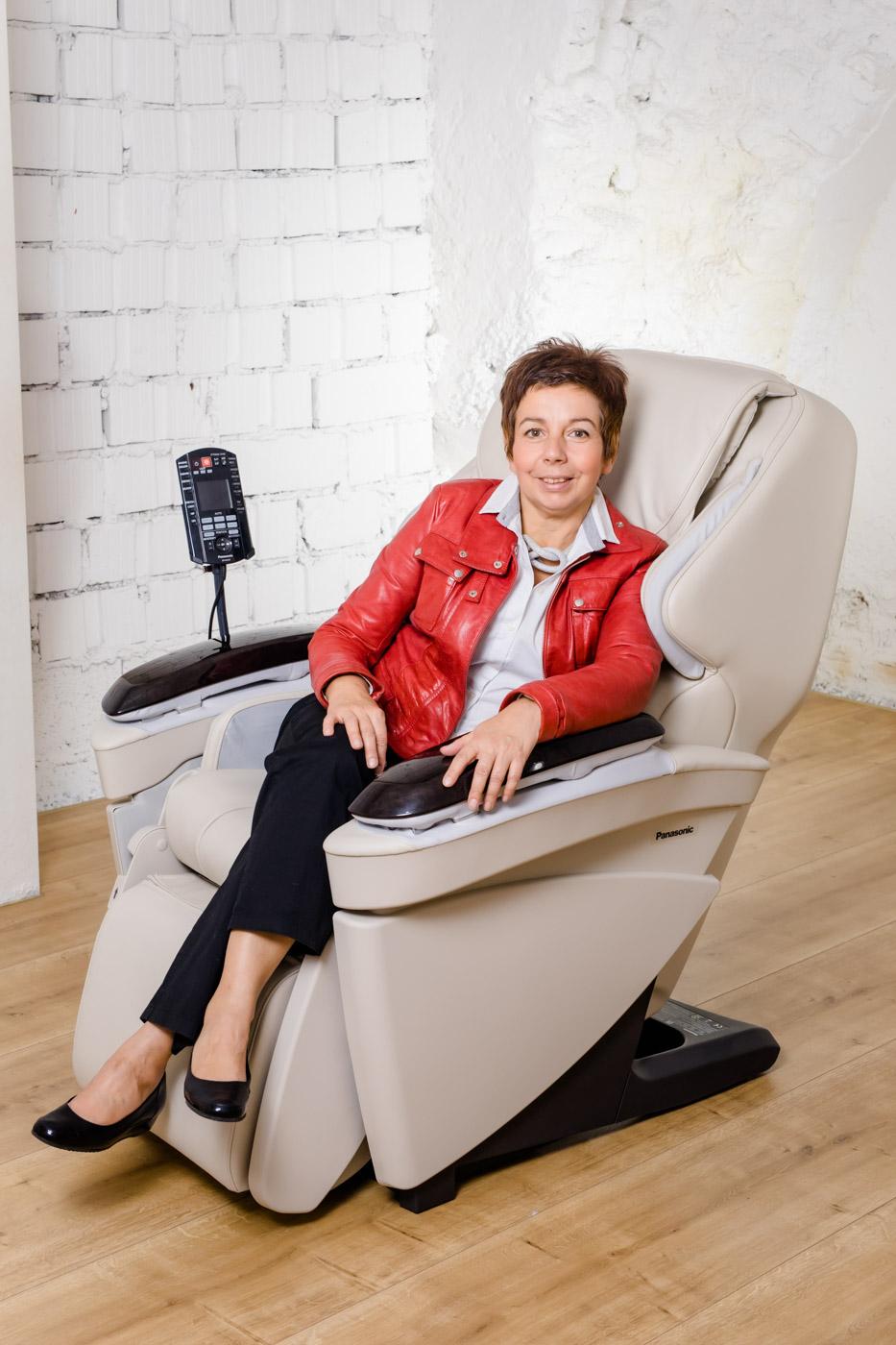 Elisabeth Lang-Kouba - Inhaberin von massagesessel.at