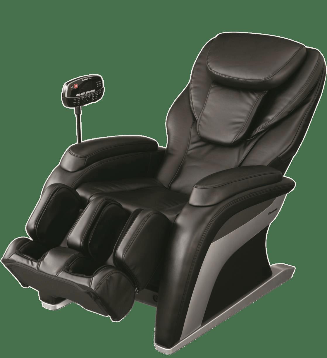 elegantes Design und bewährte Panasonic Qualität - vom Marktführer - massagesessel.at